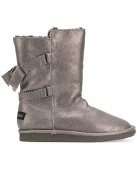 Juicy Couture - Double Strap Boots - Lyst