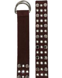 Pinko | Studded Buckle Belt | Lyst