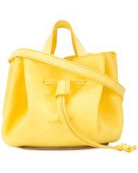 Marsèll - Small Crossbody Bucket Bag - Lyst