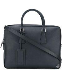 Prada - Classic Briefcase - Lyst