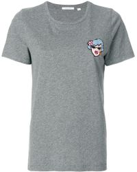 Chinti & Parker - Cartoon Graphic T-shirt - Lyst