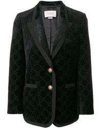 Gucci - GG Supreme Dinner Jacket - Lyst