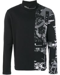 Blood Brother - Search Roll-neck Sweater - Lyst