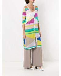 Cecilia Prado - Knit Alexa Trench Coat - Lyst