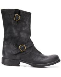 Fiorentini + Baker - Buckled Boots - Lyst