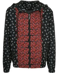 The Upside - Floral Running Jacket - Lyst