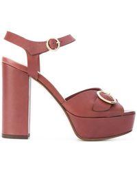 Tila March - Platform Sedano Sandals - Lyst