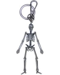Alexander McQueen - Skeleton Keyring - Lyst