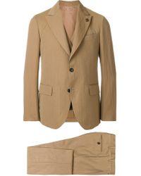 Gabriele Pasini - Three-piece Dinner Suit - Lyst