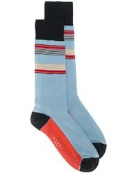 Marni - Graphic Socks - Lyst