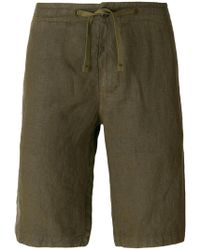 Stone Island - Classic Fitted Shorts - Lyst