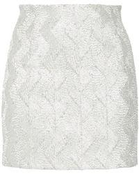 Manning Cartell - No Filter Mini Skirt - Lyst