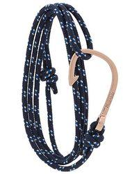 Miansai | Hook And Chord Bracelet | Lyst