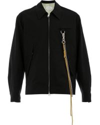 Song For The Mute - Stack Oversized Coach Jacket - Lyst