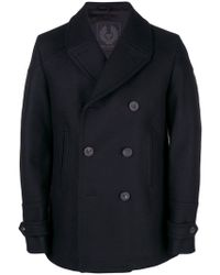 Belstaff - Classic Double Breasted Coat - Lyst