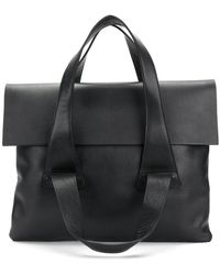 No/An - Multi-strap Flap Tote - Lyst