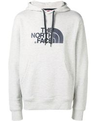 The North Face - Logo Hoodie - Lyst