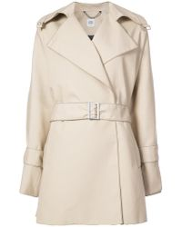 Opening Ceremony - Bonded Poplin Trench - Lyst