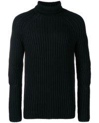 Neil Barrett - Roll Neck Sweater - Lyst