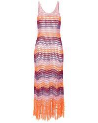 Cecilia Prado - Knit Carol Dress - Lyst