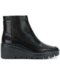 Geox - Wedge Ankle Boots - Lyst