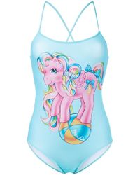 Moschino - My Little Pony Swimsuit - Lyst