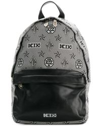 KTZ - Monogram Printed Backpack - Lyst
