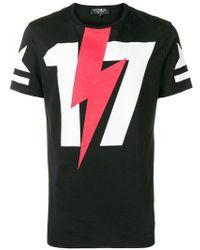 Hydrogen - 17 T-shirt - Lyst
