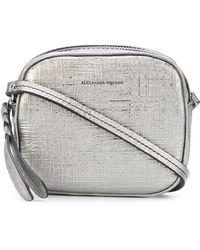 Alexander McQueen - Zipped Crossbody Bag - Lyst