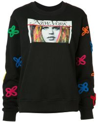 Haculla | Embroidered Print Sweatshirt | Lyst