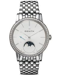Zenith - Elite Lady Moonphase 33mm - Lyst