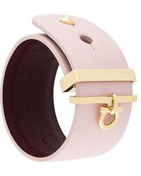Ferragamo - Gancini Cuff Bracelet - Lyst