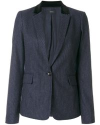 Joseph | Single Button Blazer | Lyst