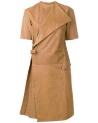 Nehera - Wrap Front Dress - Lyst
