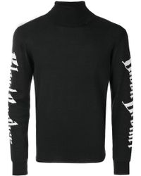 Blood Brother - Twin Knitted Sweater - Lyst