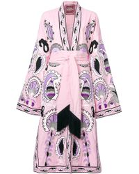 Yuliya Magdych - Delight Embroidered Dress - Lyst