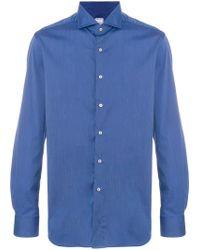 Xacus - Camicia a maniche lunghe - Lyst