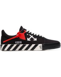 Off-White c/o Virgil Abloh Lace-up Trainers