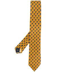 Polo Ralph Lauren - Bear Print Tie - Lyst