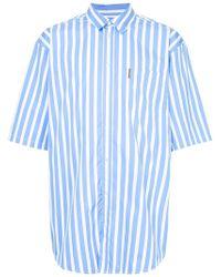 Martine Rose - Striped Shirt - Lyst