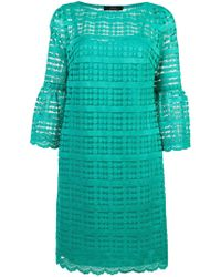 Trina Turk - Crochet-lace Shift Dress - Lyst