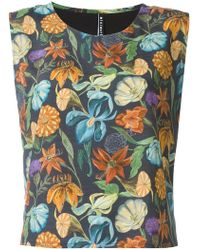 Minimarket - 'lotus' Top - Lyst