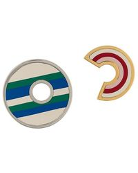 Marni - Circle & Arch Pins - Lyst