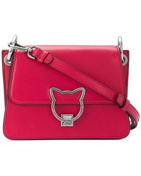 Karl Lagerfeld | Kat Lock Crossbody Bag | Lyst