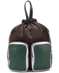 Marni - Double Pocket Backpack - Lyst