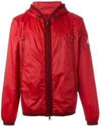 8f82bef2f0f5 Moncler Deydier Padded Jacket in Black for Men - Lyst