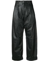 Dodo Bar Or - Cropped Trousers - Lyst
