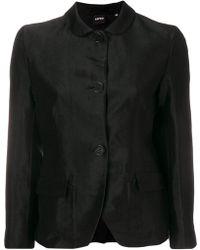 Aspesi - Buttoned Jacket - Lyst
