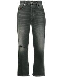 DIESEL - Aryel 084vk Straight Jeans - Lyst