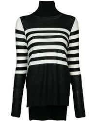 Kitx - Keepers Stripe Polo Jumper - Lyst